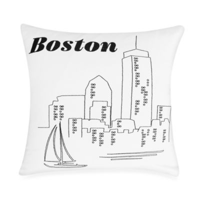 pillow boston canines captivating terrier