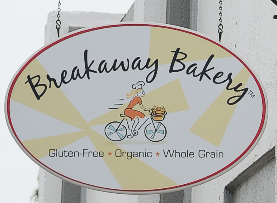 Breakaway bakery the one thing i am looking forward to