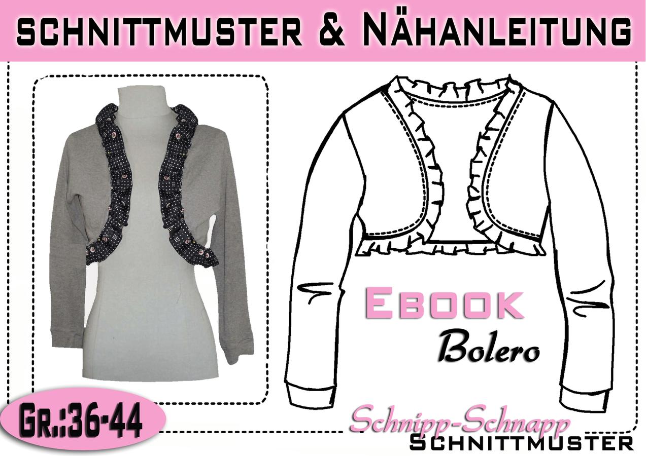 Bolero | Pinterest | Für damen, Jacken und Damen
