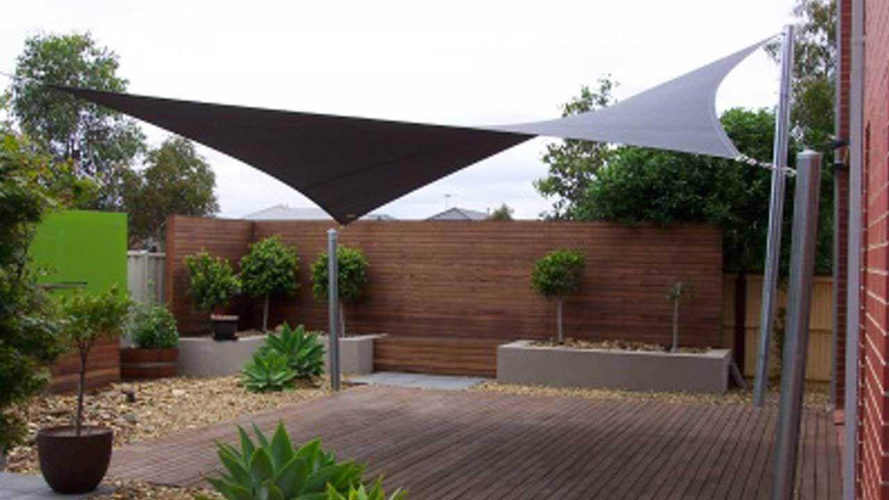 Afbeeldingsresultaat voor terras schaduw modern doek loft17
