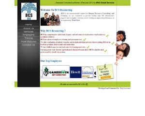 BCS Resourcing is Recruitment / Placement company in Mumbai, India