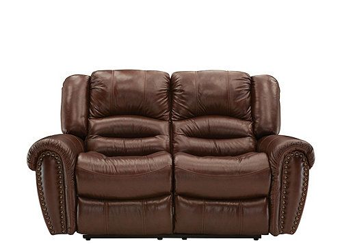 Strange Cole Leather Reclining Loveseat For The Home Leather Pdpeps Interior Chair Design Pdpepsorg