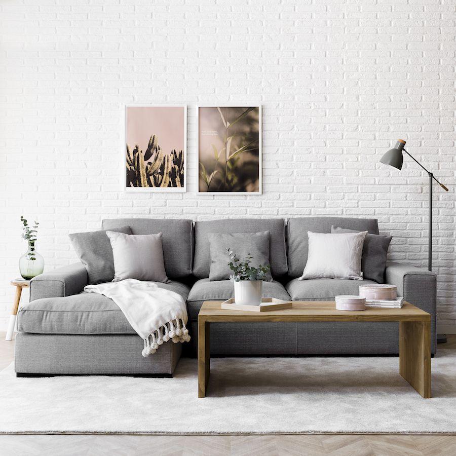 Sofá Evol  ¡Consigue un salón fresco y moderno! Evol es un sofá