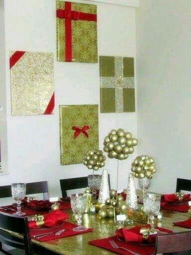 45++ Decoracion en paredes para navidad inspirations