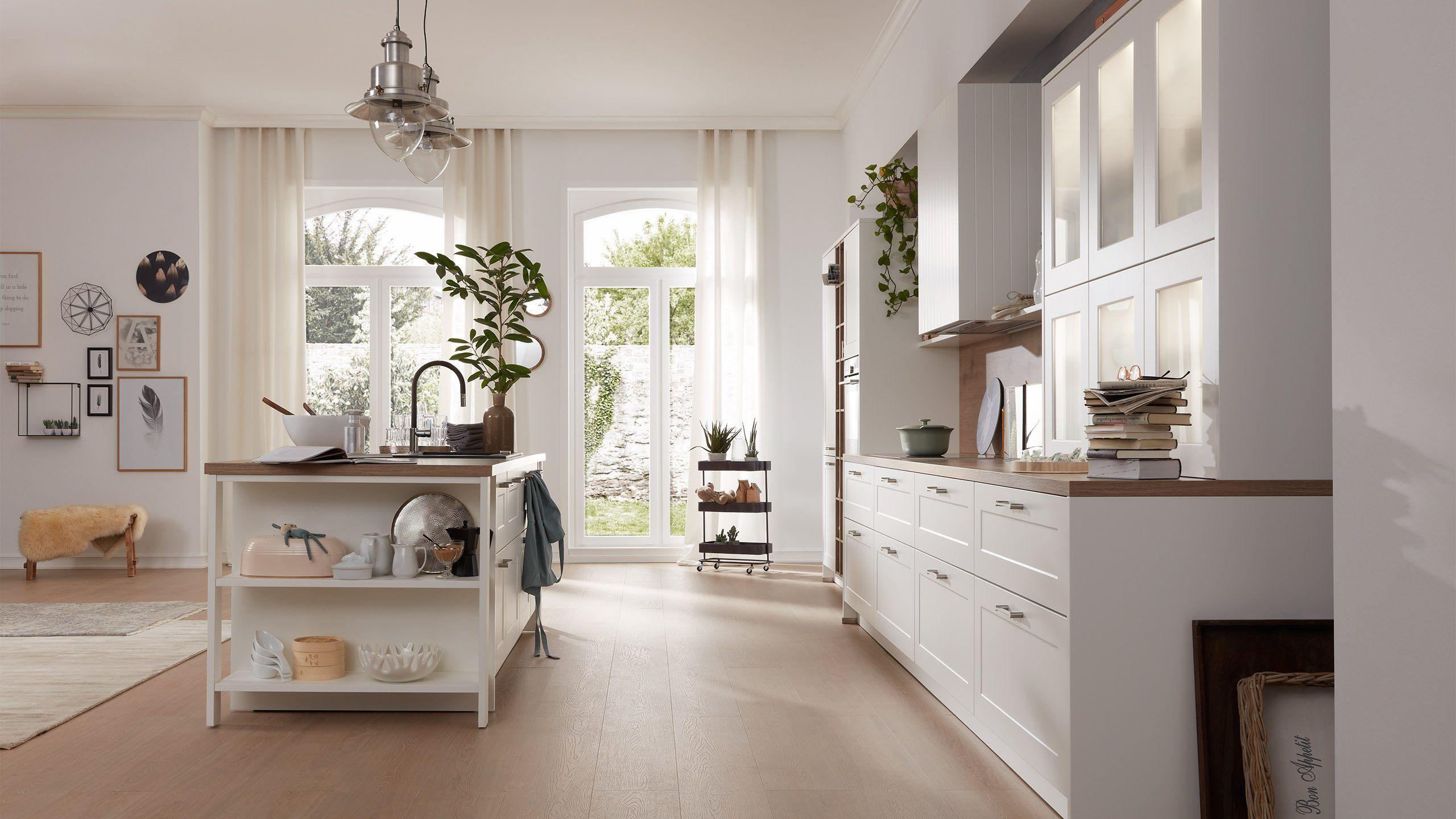 Küche Serie 3002   Landhausküche, Haus deko, Haus küchen