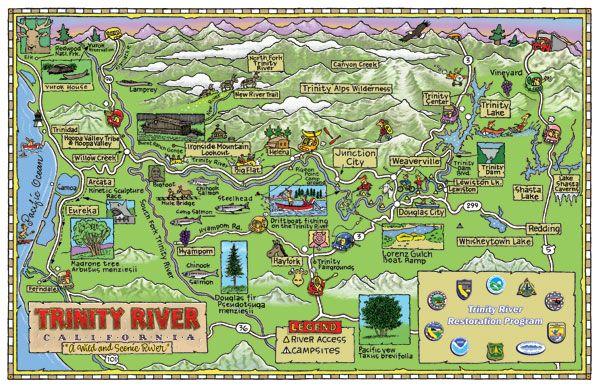 Capital Of Oregon Map.The Cartoon Map Capital Of The World Fun Maps Usa It S A