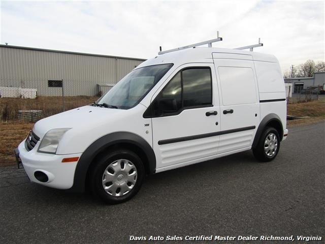 Used 2010 Ford Transit Connect Cargo Van Xlt Commercial Work For
