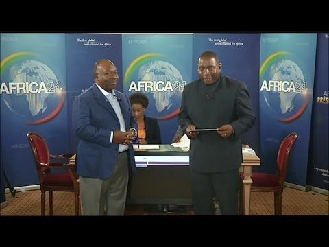 Gabon Jean Ping Invite D Election Presidentielle Sur Voxafrica 19 08 16 2 2 Youtube