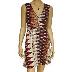 Dorothy Perkins 1950s Wrap Dress.Sizes 8-20