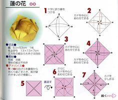 Origami lotus flower tutorial lotus flower origami and flower origami instructions on how to fold the traditional origami lotus flower view the diagram and easy video tutorial make lots of pretty origami flowers ccuart Image collections