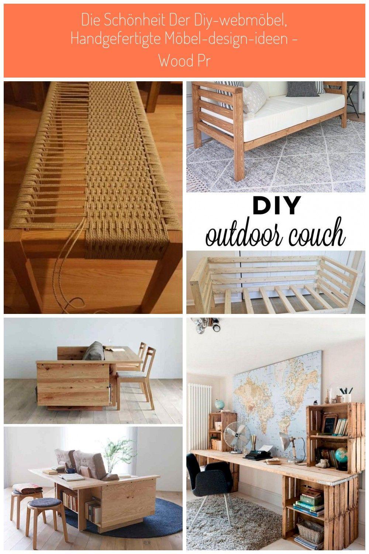 die schönheit der diy-webmöbel, handgefertigte möbel-design
