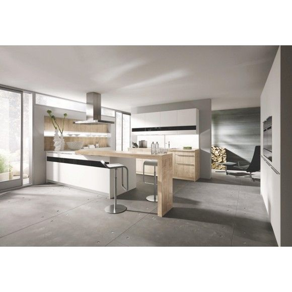 Ihre Neue Einbauküche Von ALNO: Moderne Natürlichkeit Mit