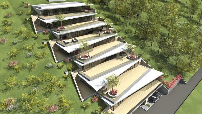 terrassenhäuser - Google-Suche