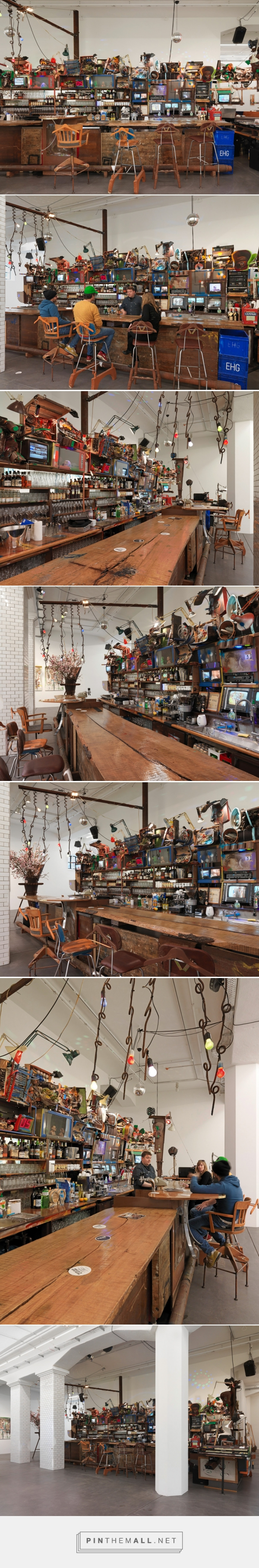 art basel 2015 hauser wirth hosts eclectic roth bar at grand hotel les trois - Eclectic Hotel 2015