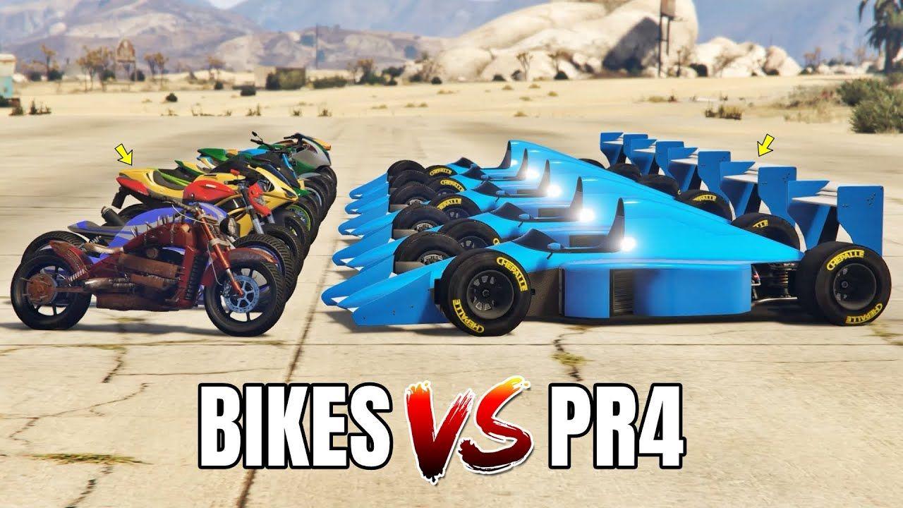 Gta 5 Online Progen Pr4 Vs Bikes Which Is Fastest In 2020
