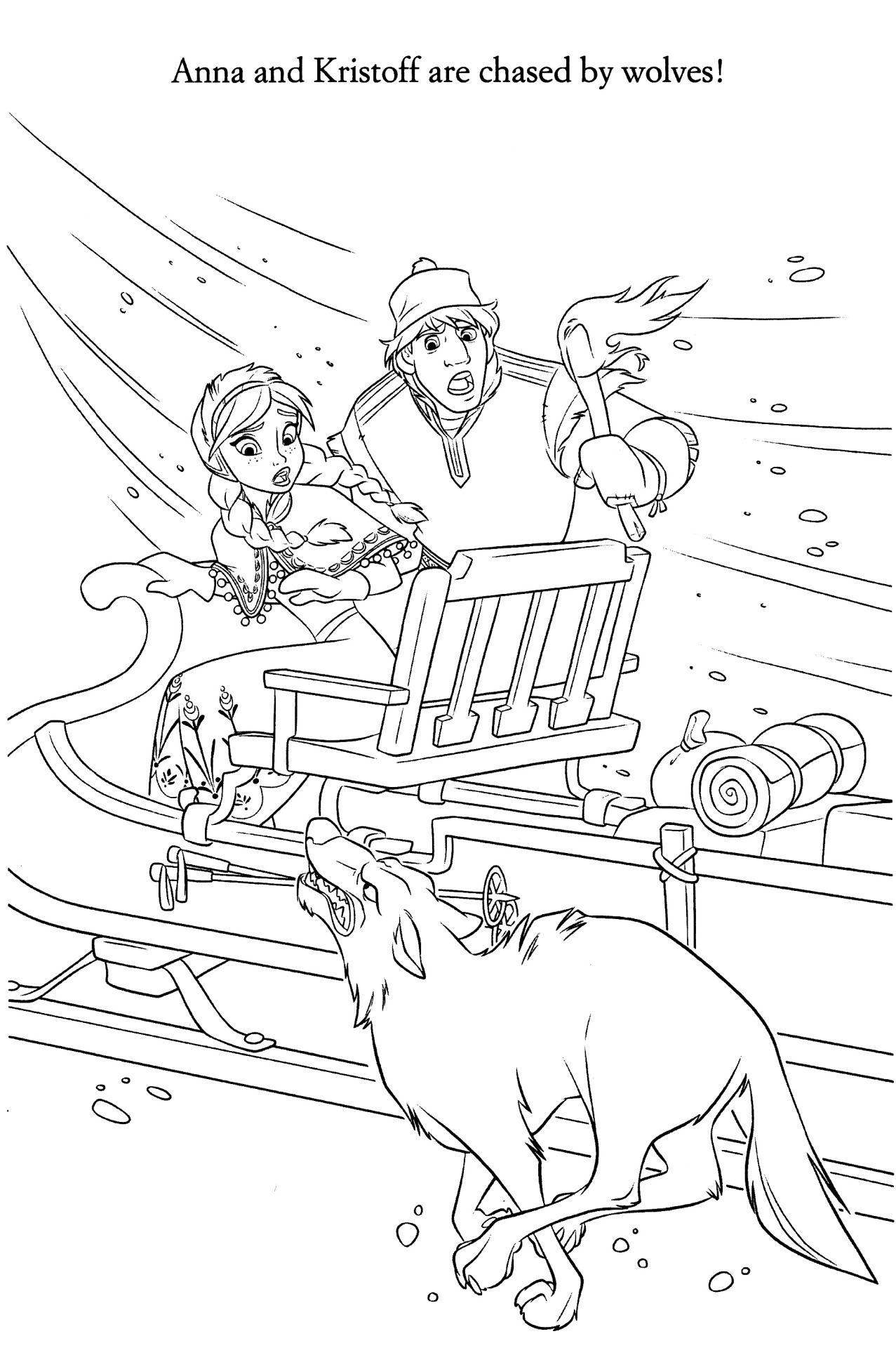 coloriage la reine des neiges  Disney coloring pages, Frozen