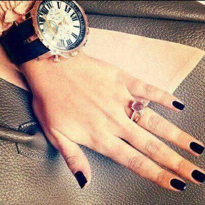 #blacknails