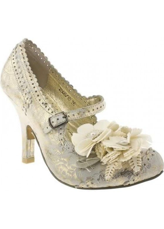 0b547401dcf9 Gold Irregular Choice. -want this one  )