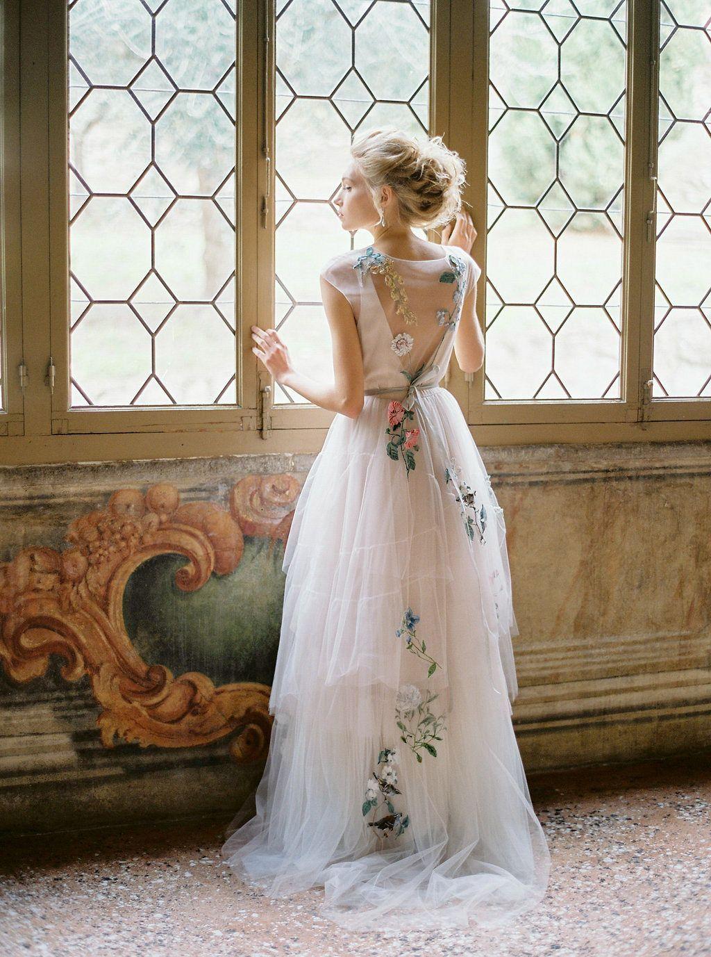 Romantic And Organic Art Nouveau Inspired Wedding Art Nouveau