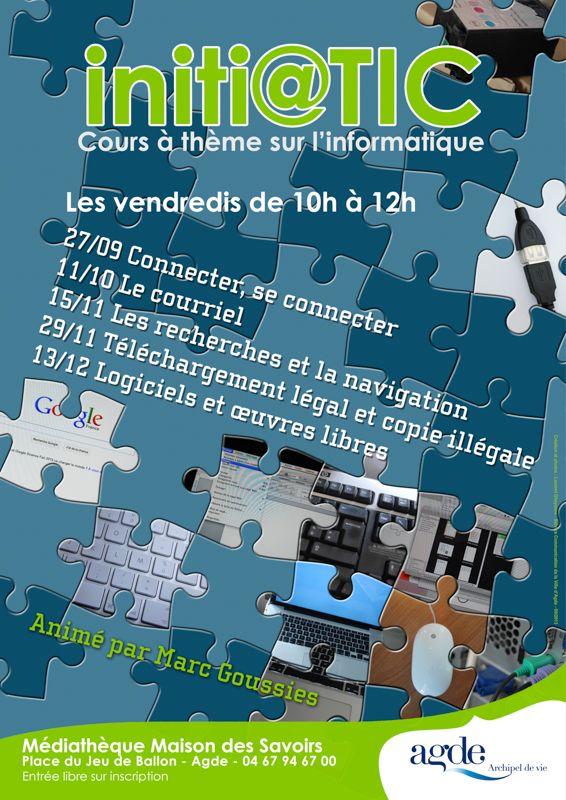 Atelier d\u0027initiation aux Technologies de l\u0027Information et de la - Logiciel Pour Maison D