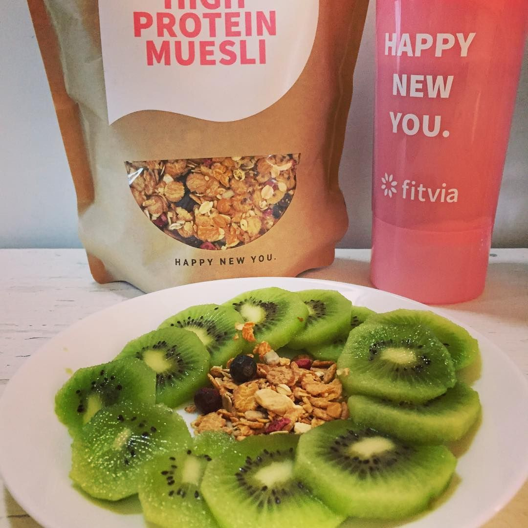 fitvia chocolate protein snack
