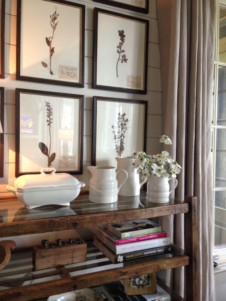 Passion Decor: Photo | Picture Wall | Pinterest | Rustic shelves ...