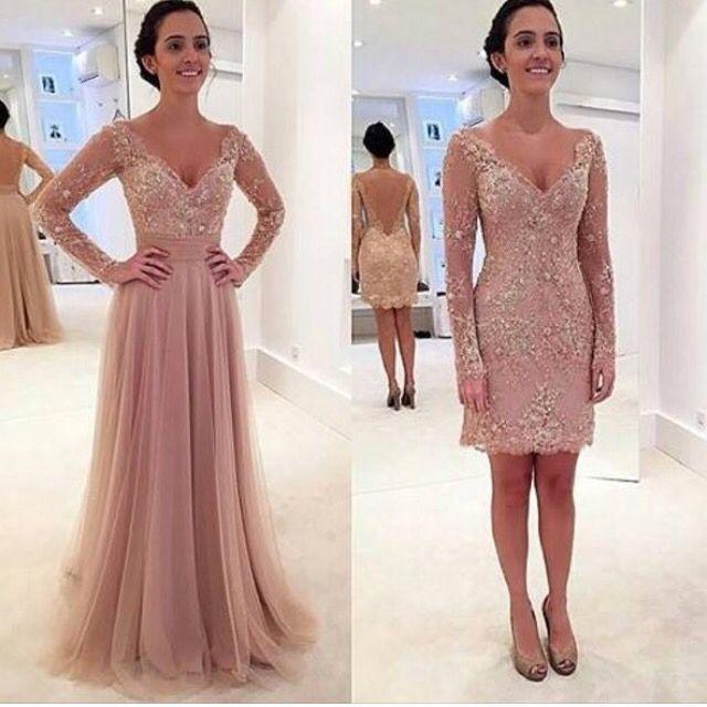 Top Pin de Mariana Oliveira De Paula em Vestidos rosa seco | Pinterest  PO12