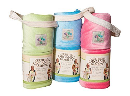 This is my number one baby shower gift!!  By far, the softest towel your baby will ever have.  Now available on Amazon!!