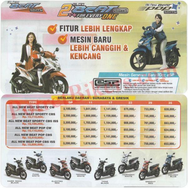 Honda All New Honda Beat Esp All New Honda Beat Pop Esp Resmi Hadir Di Surabaya Otobeken Honda Surabaya Mainan