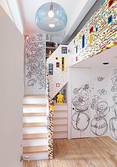 20000 Lego !    wwwmadecocommelesgrands blog chambre-d - dessiner sa chambre en d