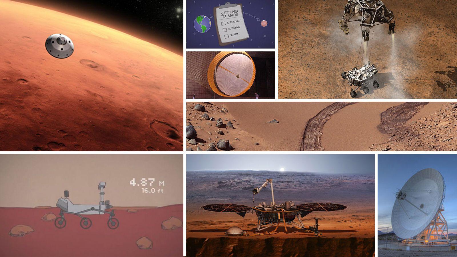 Mission To Mars Unit Activity