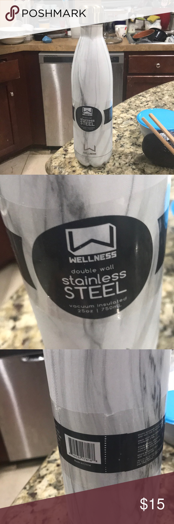 New Stainless Steel Bottle Stainless Steel Bottle Stainless Steel Steel