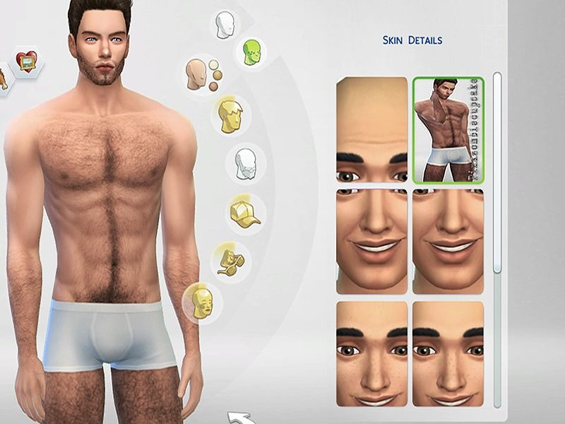 Pinkzombiecupcakes' Natural Hairy Look | Sims stuff | Sims 4 ...