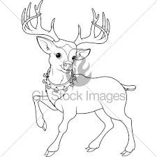 sven the reindeer coloring pages google search - Sven Reindeer Coloring Pages
