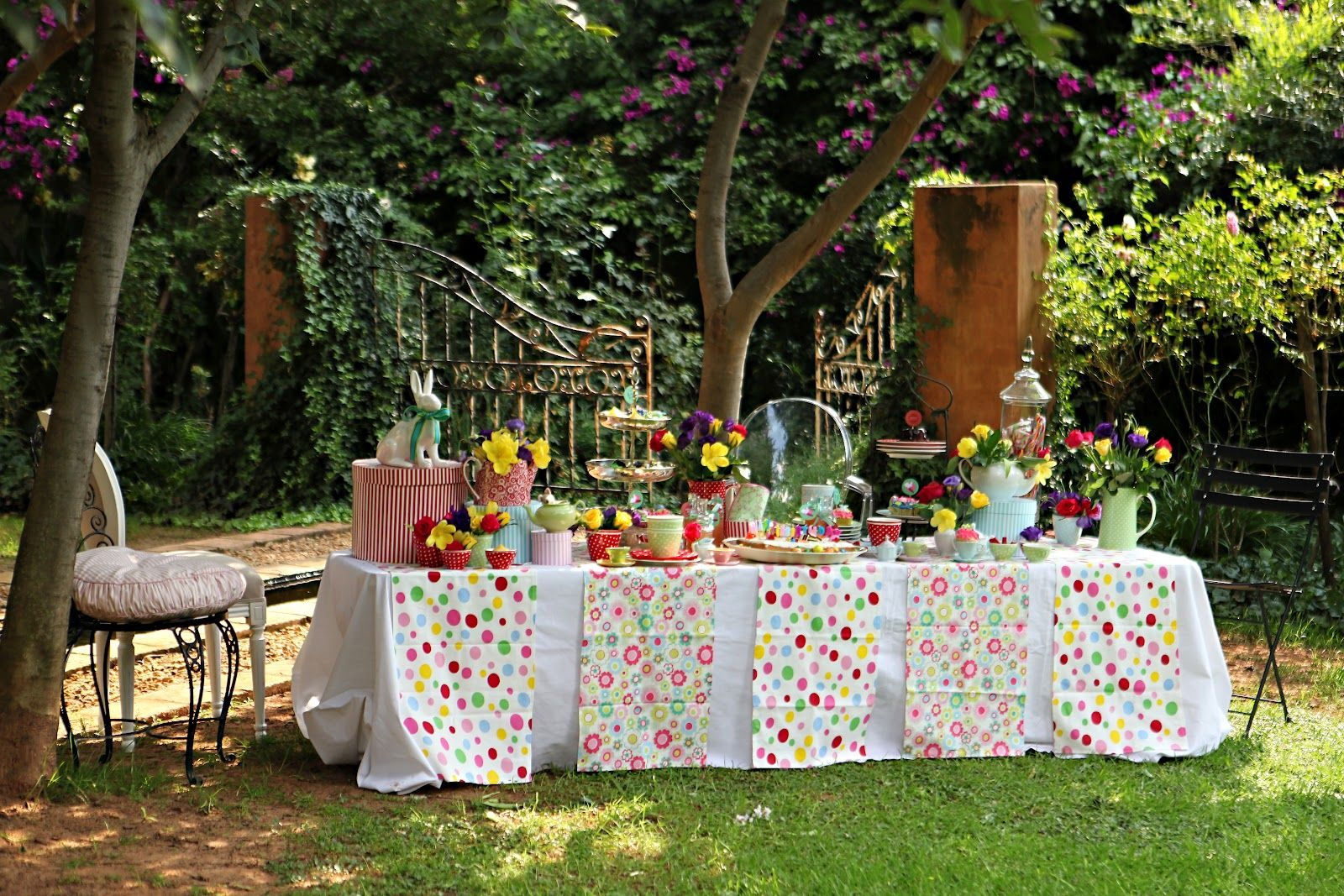 Mad hatter tea party decoration ideas - Mad Hatters Tea Party