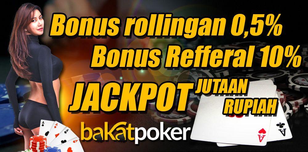 Pin Di Bakatpoker Situs Agen Judi Online Dewa Poker Qq Domino 99 Terpercaya