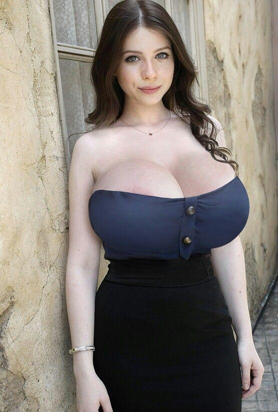 most beautiful woman boobs