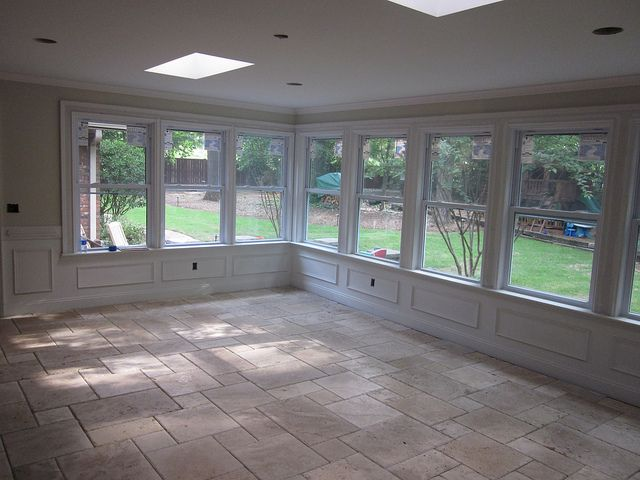 Sun Room After In 2020 House With Porch Sunroom Decorating Four Seasons Room