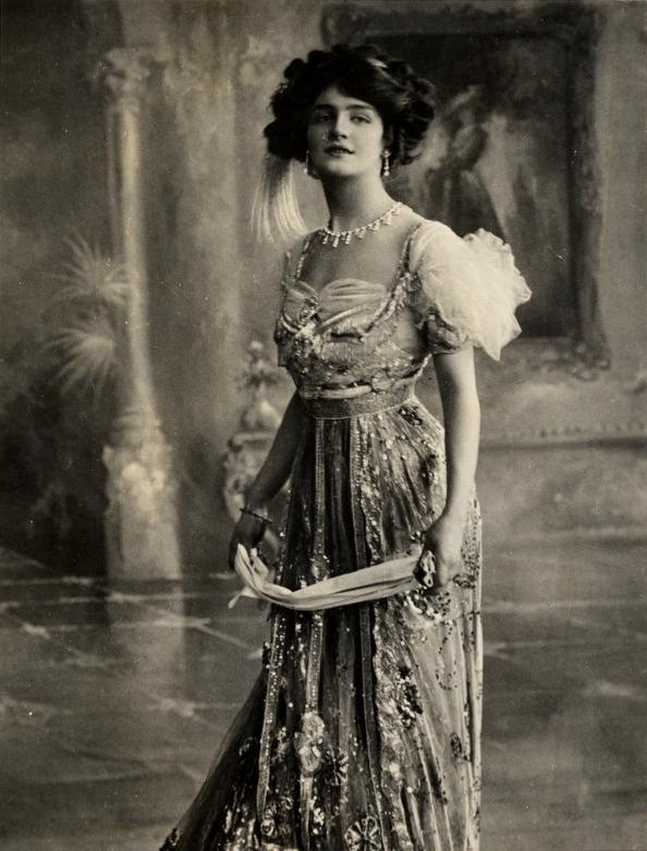 fewthistle  lily elsie  edwardian elegance  early 1900 u2019s  lily elsie was a popular english