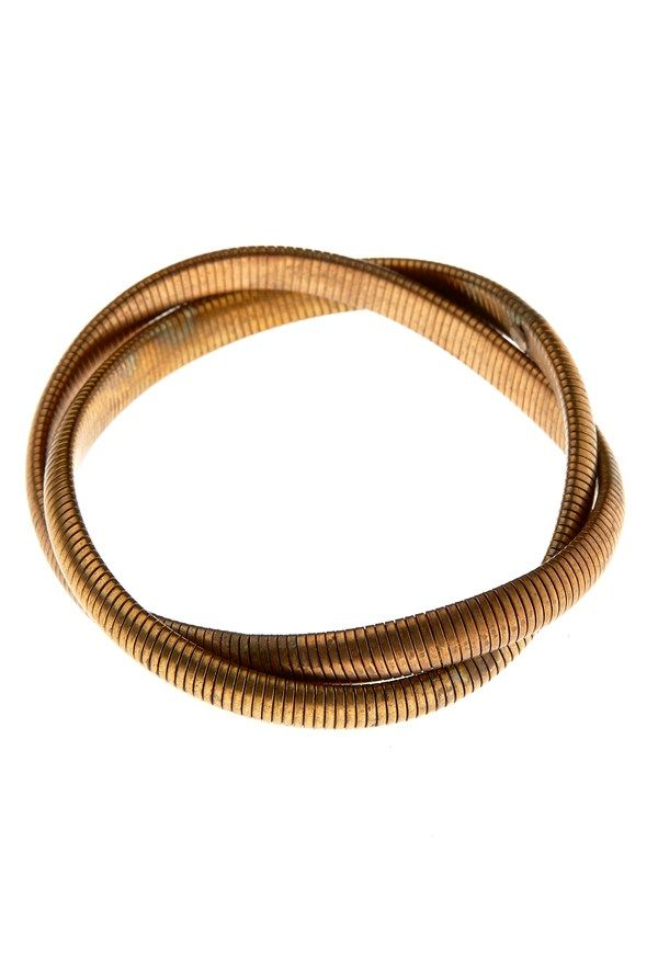 Twisted Stretch Bracelet - Erica Weiner - New Fashioned
