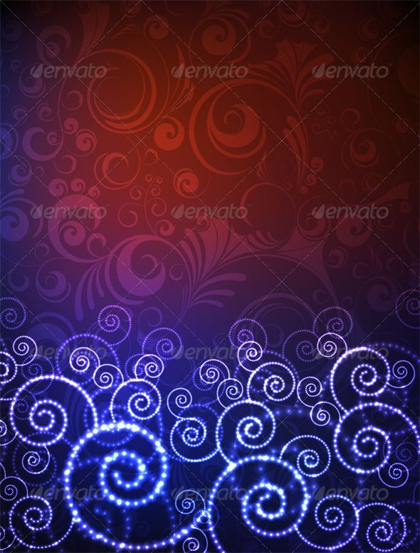 Creative background  #GraphicRiver         shiny ornamented vector background. Eps10 vector     Created: 31December11 GraphicsFilesIncluded: JPGImage #VectorEPS Layered: Yes MinimumAdobeCSVersion: CS Tags: abstract #background #banner #beautiful #bright #contrast #creative #curve #deco #decorated #decorative #design #eps10 #illustration #ornate #pattern #shape #shiny #swirl #vector