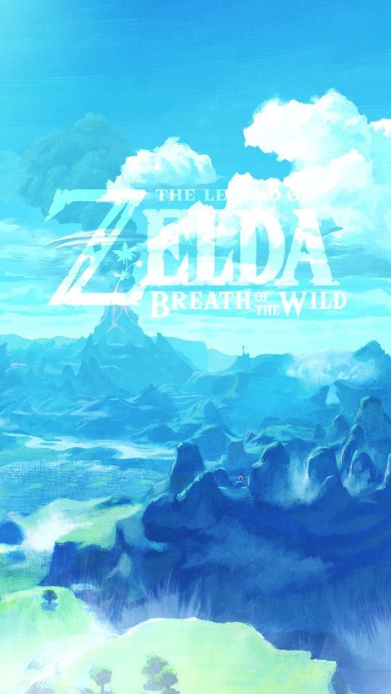 The Legend Of Zelda: Breath Of The Wild Wallpapers Zelda