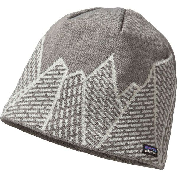 Patagonia Lined Beanie ( 45) ❤ liked on Polyvore featuring accessories 909944deb7f7