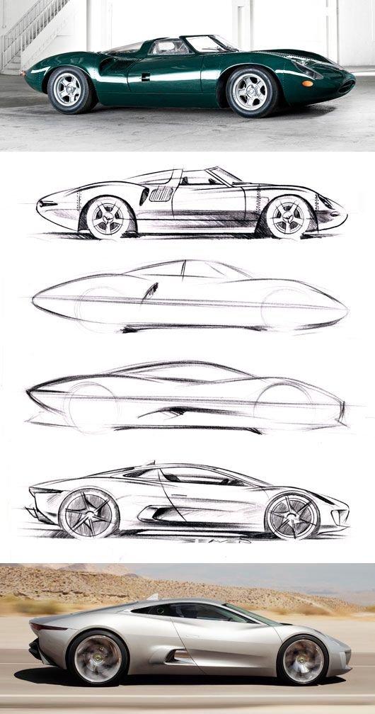 Pin By Huang Zh On Cool Sketch Automotive Design Jaguar Cars