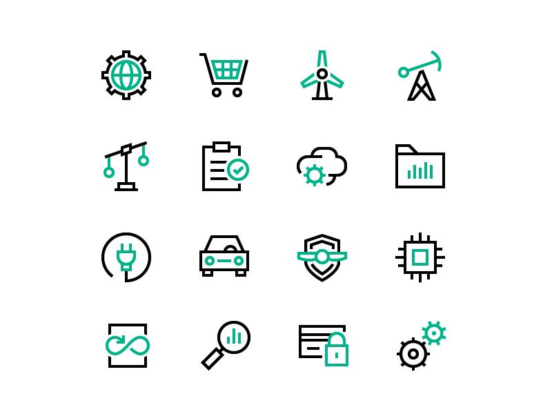 Hpe Iconography Icon Set Design Icon Design Best Icons