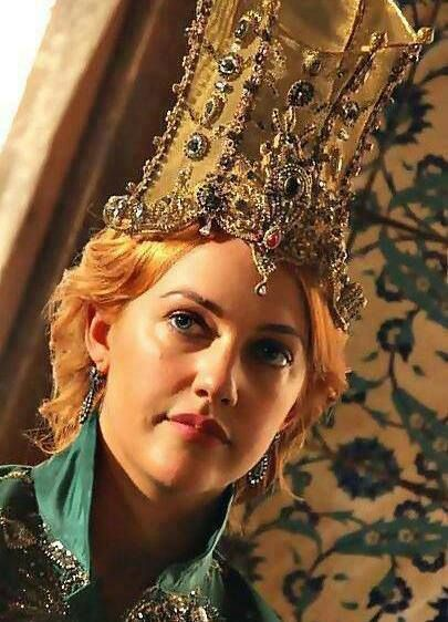 Корона хюррем султан фото