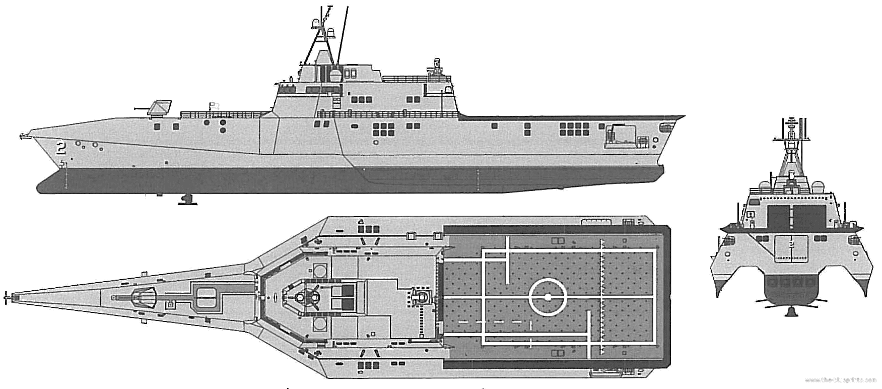 ModernWarshipsoftheWorld The World of WarshipsModern Battleship Design