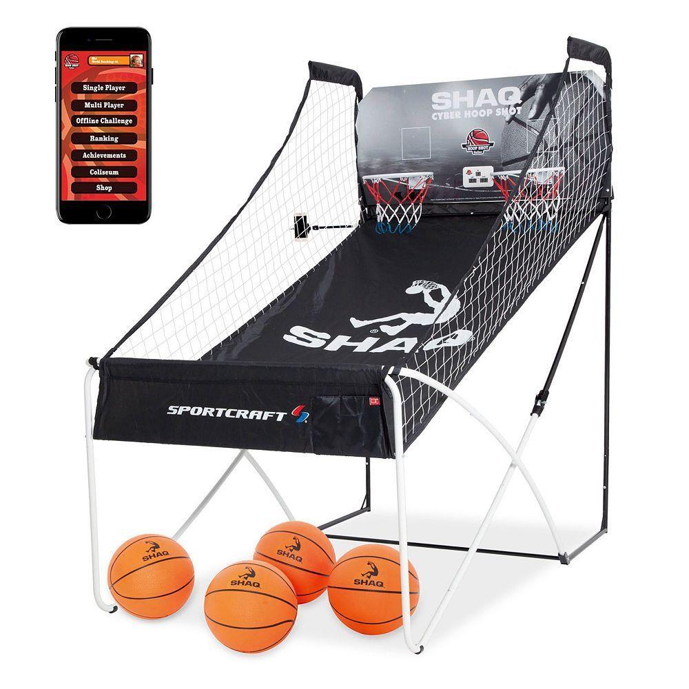 Shaq Basketball Double Hoop Shot Traditional Arcade