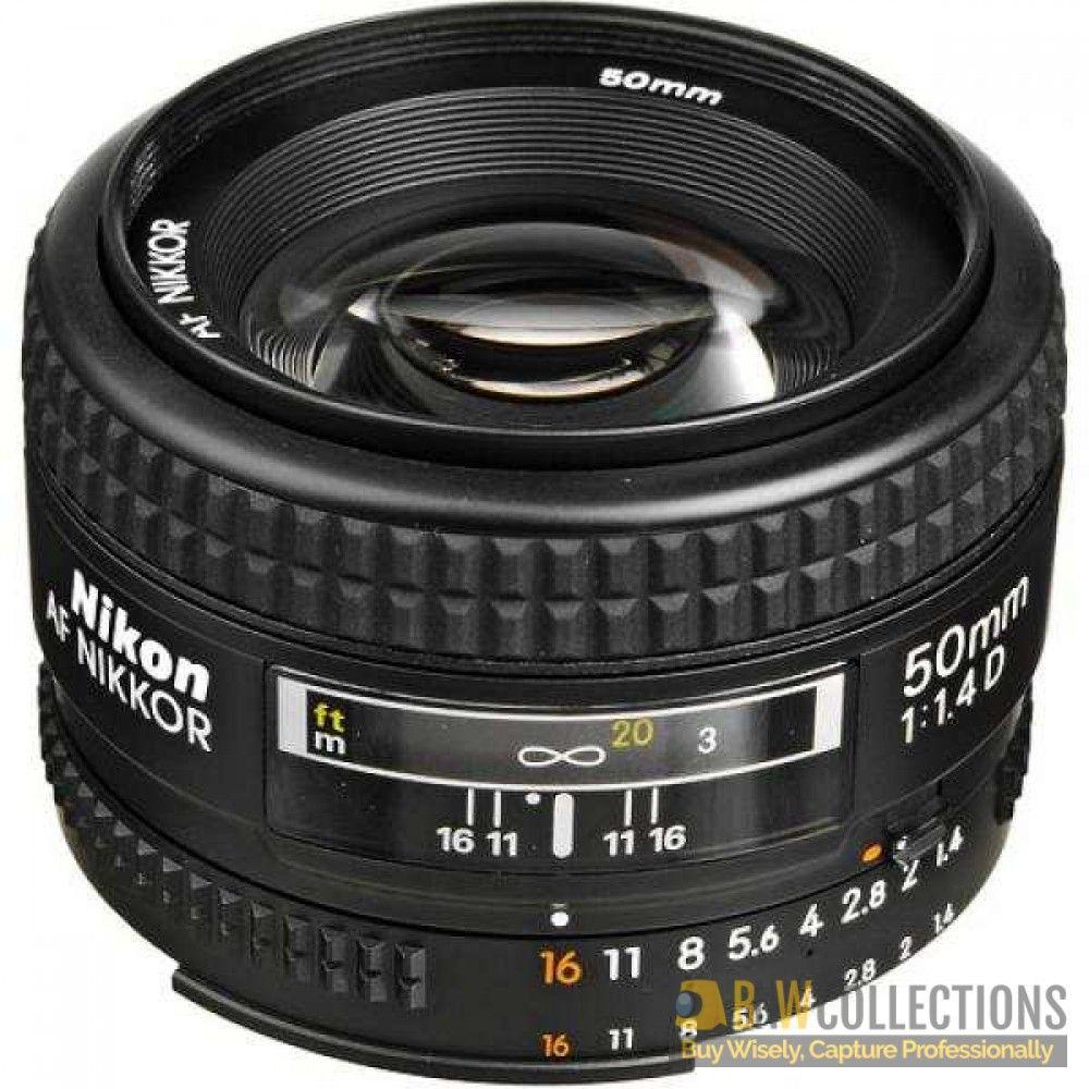 Nikon 50mm F 1 4d Af Nikkor Lens Price In Pakistan Nikon Lenses Nikon 50mm Nikon