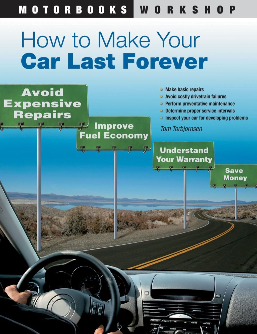 How to Make Your Car Last Forever (eBook) Fuel economy